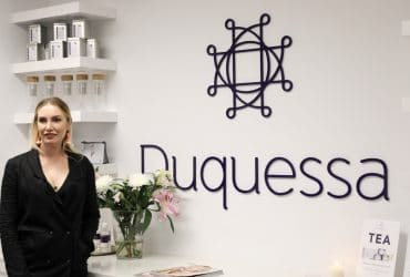 IV Vitamin Treatment at Duquessa - I am Jill Wright