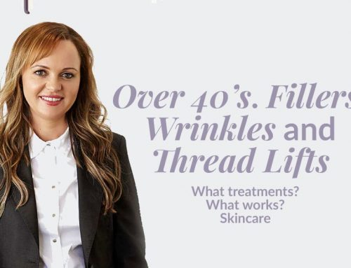 """Over 40's Dermal Filler, Anti-Wrinkle Injections and Thread Lifts """"Puppet"""" Lifts"""