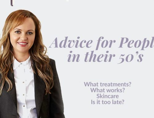 Ageing advice for women in their 50s